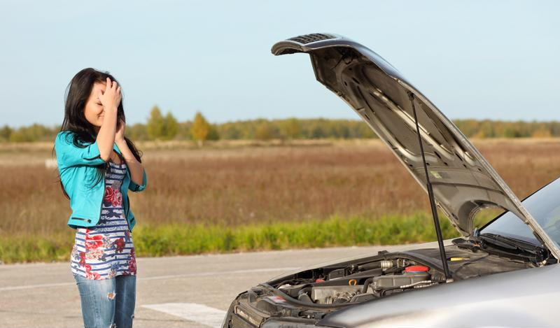 Don't be stuck with a broken-down car this season.