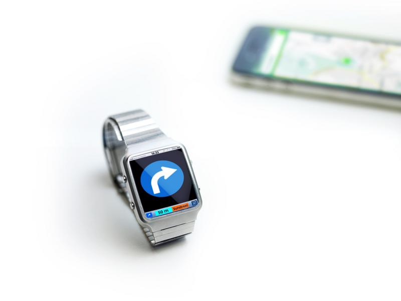 Smartwatches are beginning to evolve.