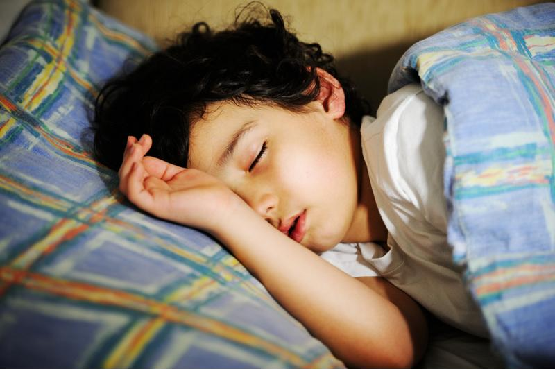 Getting your child in a good sleeping habit is keep to better rest.