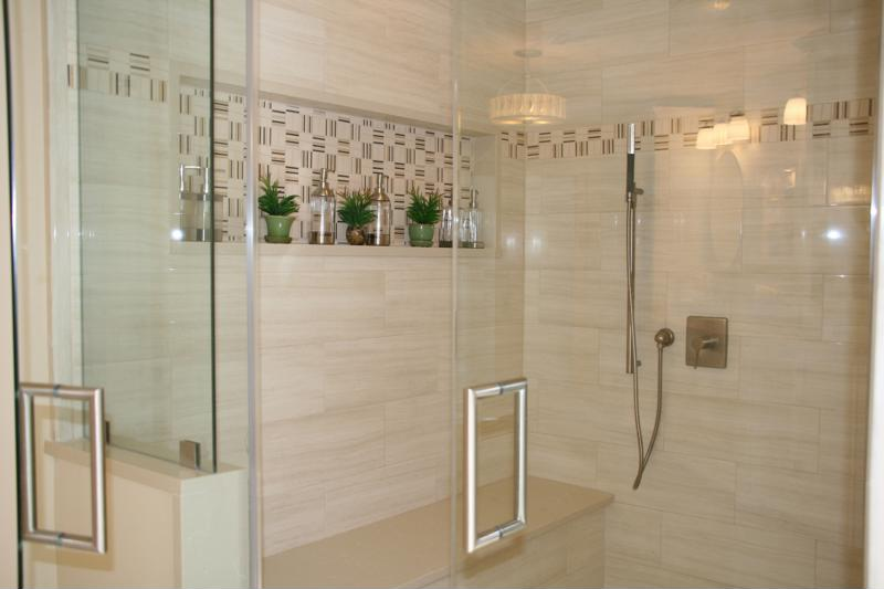 Small touches and large decisions can create the perfect bathroom for your  home.