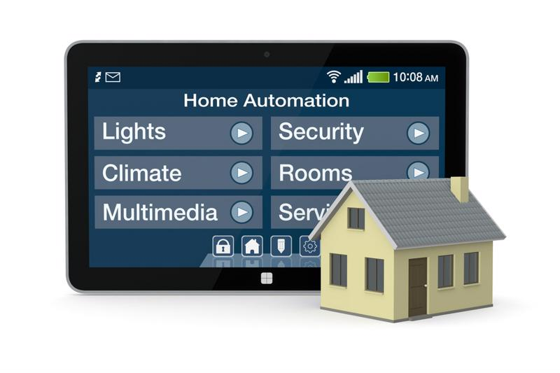 Smart home technology allows users to access security information anywhere.