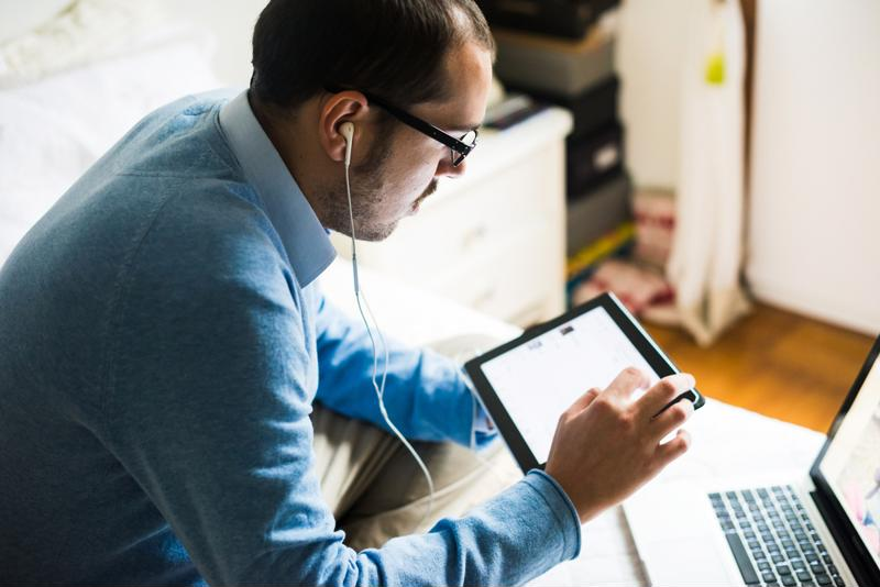 ELearning's flexibility is greater when solutions are mobile-enabled.