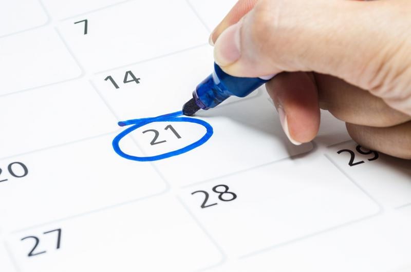 planning, calendar