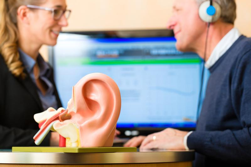 Some insurance providers require professional referrals to cover hearing specialist visits.