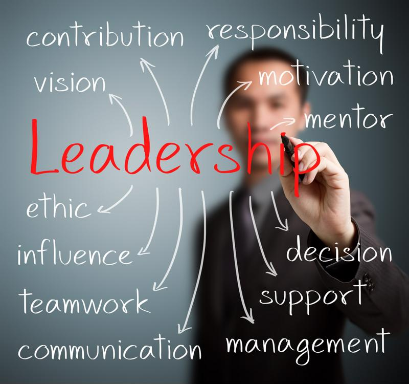 Effective leadership consists of creating cohesion among colleagues and fostering a positive workplace.