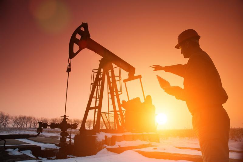Oil equipment.