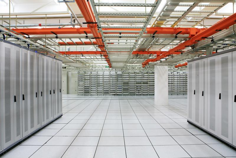 Spending on data center infrastructure is expected to increase along with the money used to purchase cloud services.