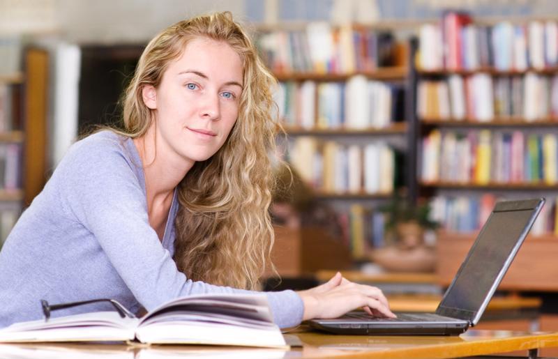 Bentley University masters of finance degree student