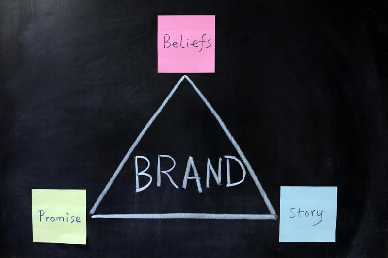 Branding shouldn't just be a logo on an ad. It should tell a story consumers can relate to.