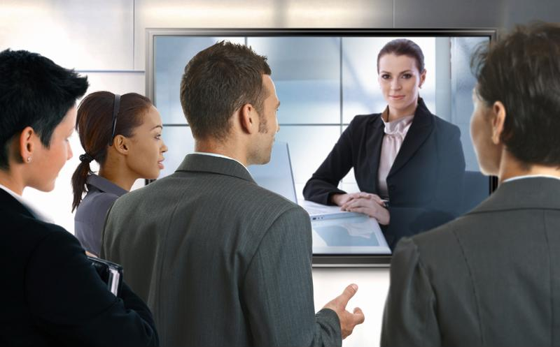Video conferencing helps build and maintain confident business relationships from a distance.