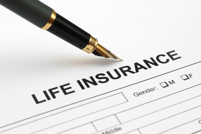 Remember that life insurance is considered taxable income.