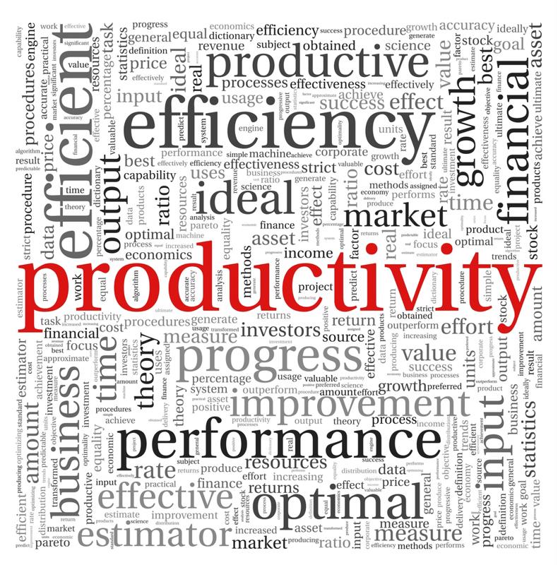Improved productivity is one of the biggest business benefits of the cloud.