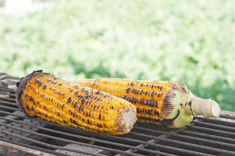 Grilled corn is a growing trend for a reason.