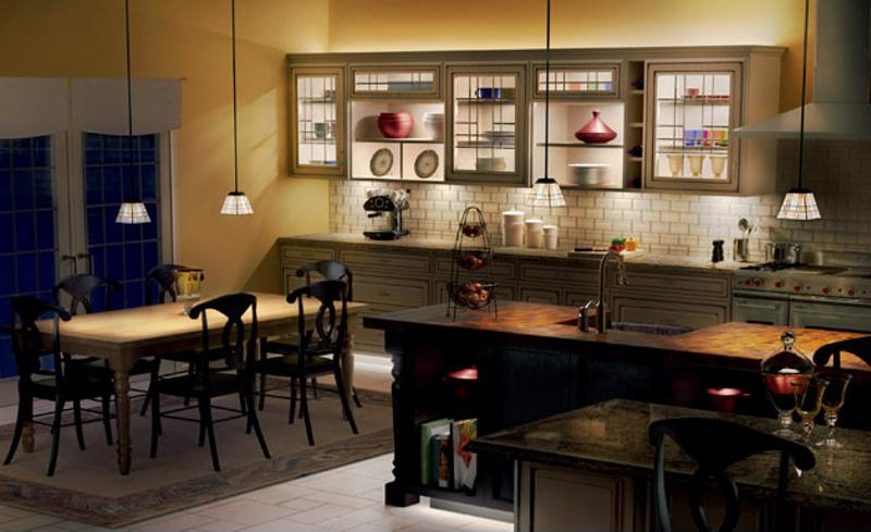 Under-Cabinet lighting adds an instant upgrade to your kitchen