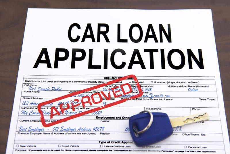 Car loans are available to a wide range of drivers.