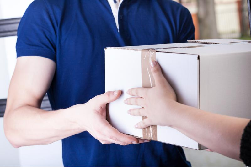 Consumers are willing to wait an average of one week for a delivery.