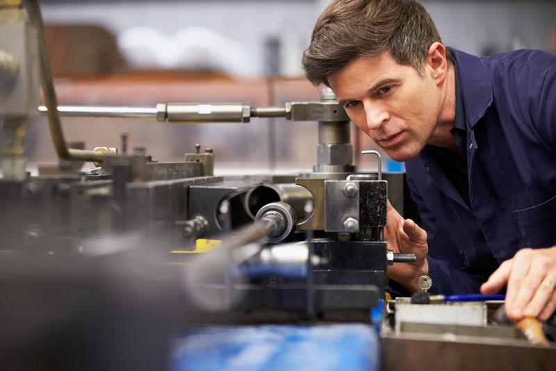 """Manufacturing is the heart and soul of the """"advanced industries,"""" and where we can expect to see sustained growth as high-tech sectors take a central role in the U.S. economy."""