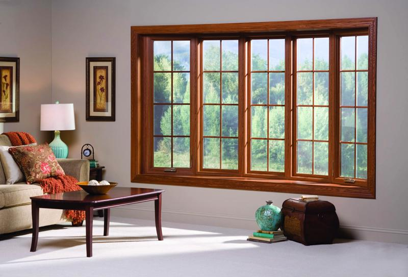 Consider replacement windows to give your home a fresh, new spring look.