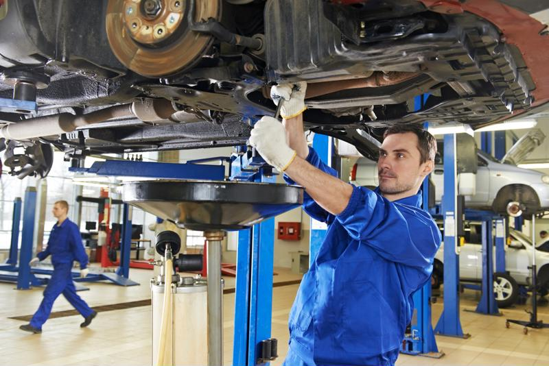 Get your car inspected before heading out on any major road trips.