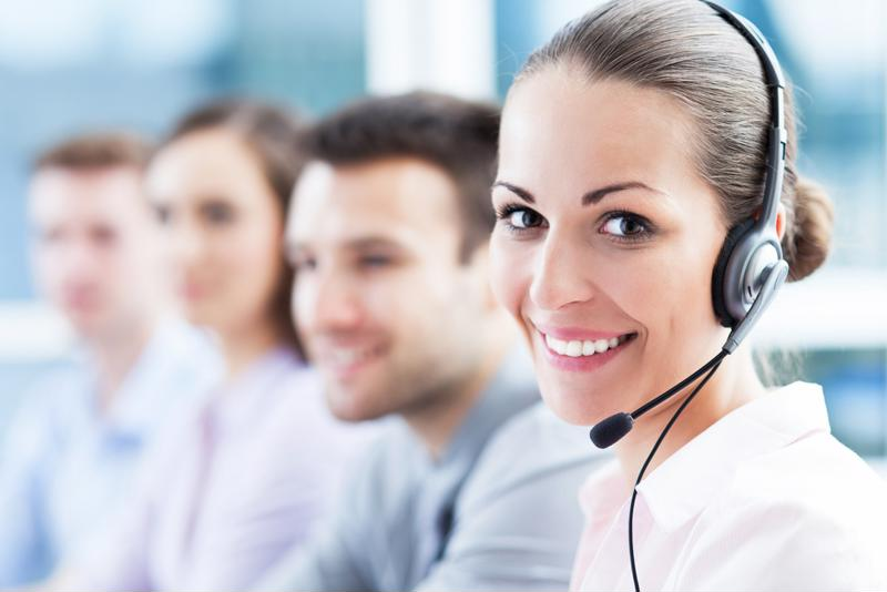 A CRM program improves customer service by offering notes on clients' call history.