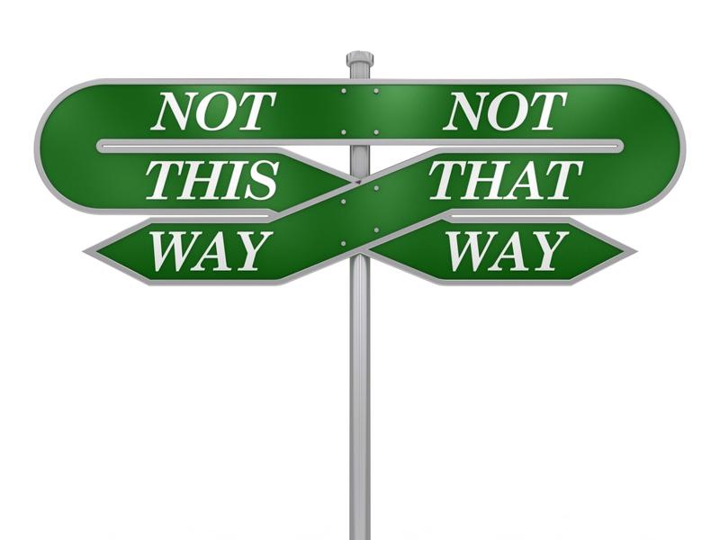 If only there were road signs to help navigate cross-cultural communication.