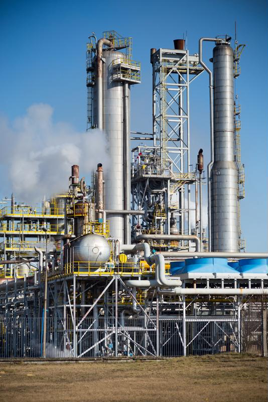 Chemical manufacturing is on the rise in the U.S. due to affordable energy.