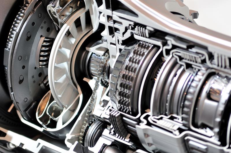 Automatic transmissions utilize a planetary system to maximize available ratios.