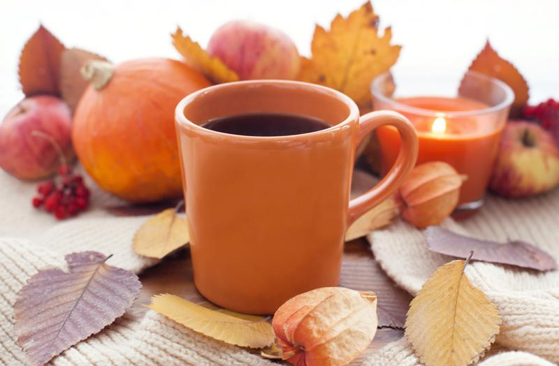 It doesn't have to be fall to enjoy your favorite seasonal brew!
