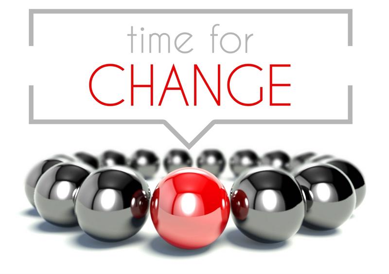 Changing a part of your business can be demanding for those in your organization.