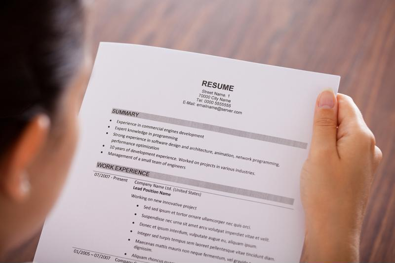 4 ways employers can catch resume fraud globalhr research