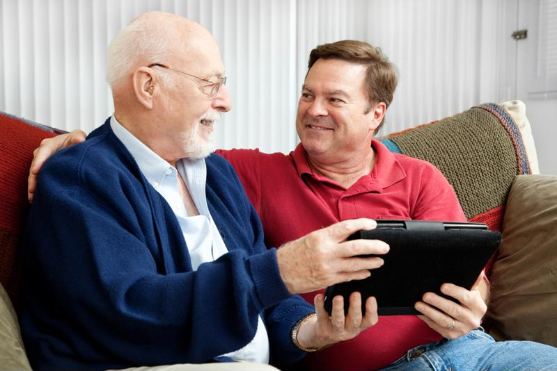 Seniors are more likely not to use the Internet than their younger counterparts.