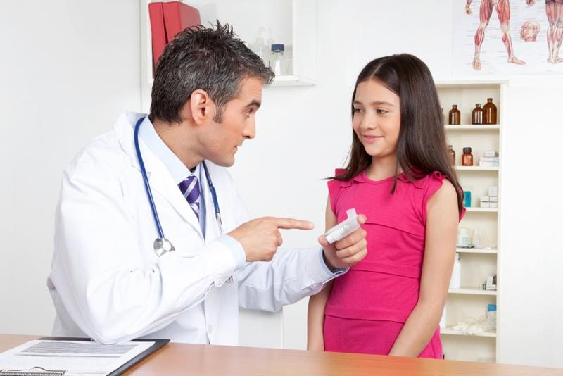 It's important to be proactive about asthma management.