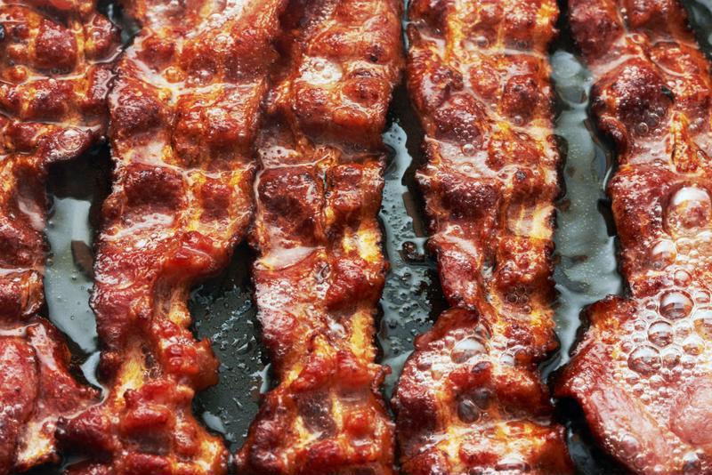 Bacon grease can cause serious harm and backup piping.