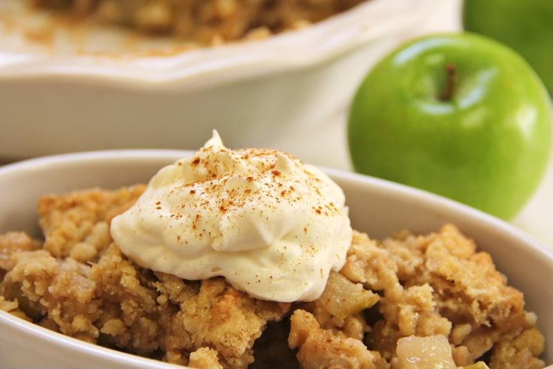 Try these tasty twists on the classic apple cobbler dish.