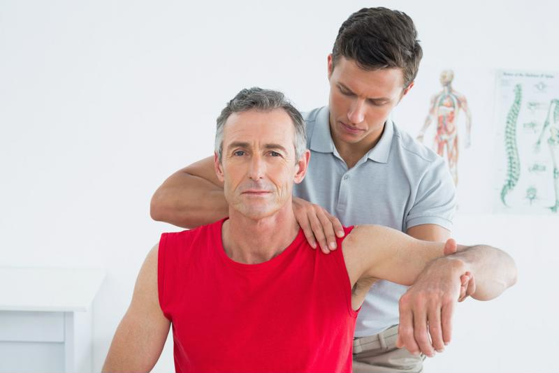 Rotator cuff injuries can be extremely painful in daily life, and PT can help solve it.