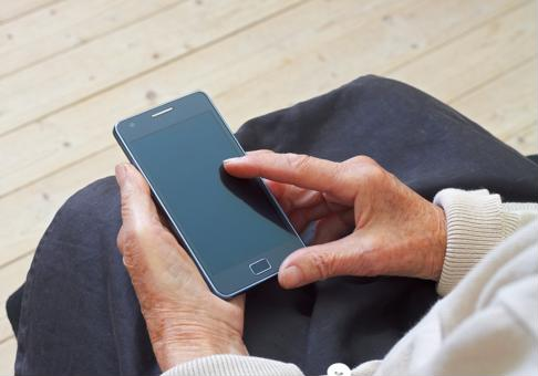 Apps have made dating much easier for adults over 50.