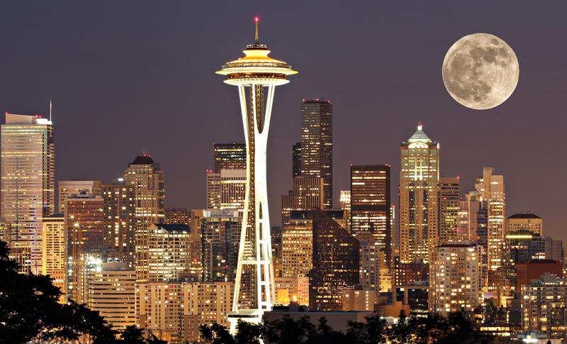 Seattle topped WalletHub's list of the best cities for a career.
