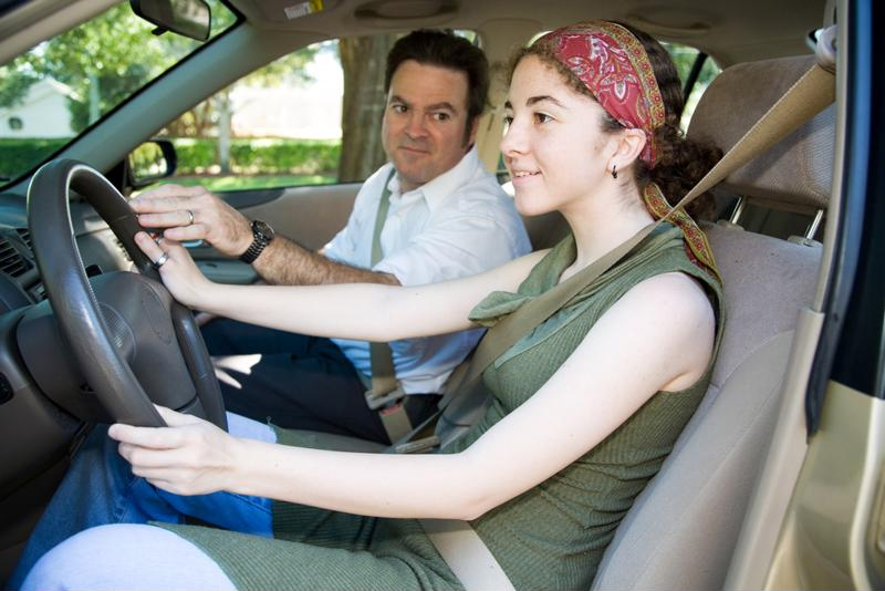 Waiting until a teen ages a year or two before they drive can help save money.