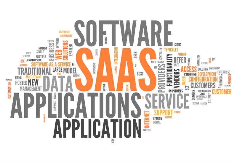 SaaS is growing quickly.