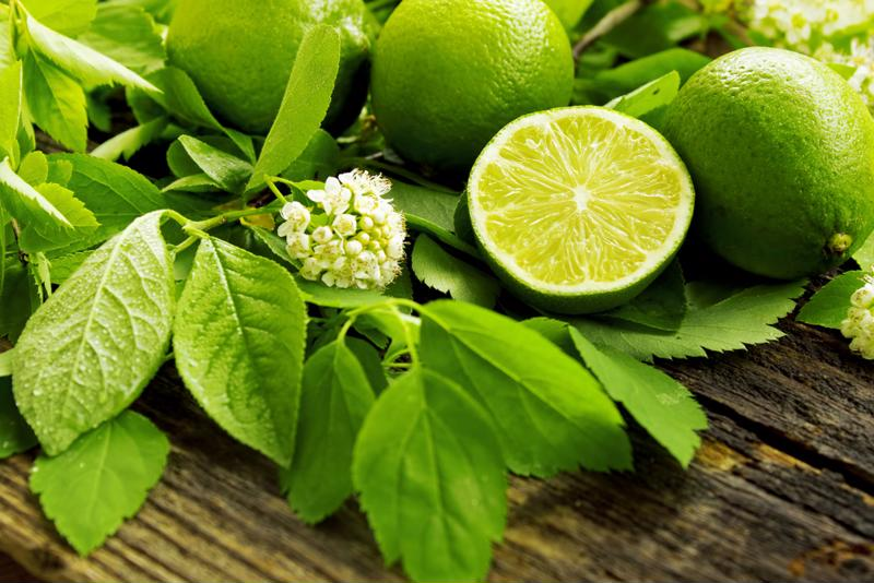 Squeeze some fresh lime into your coffee.