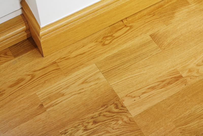 Are hardwood floors that much better than laminate?