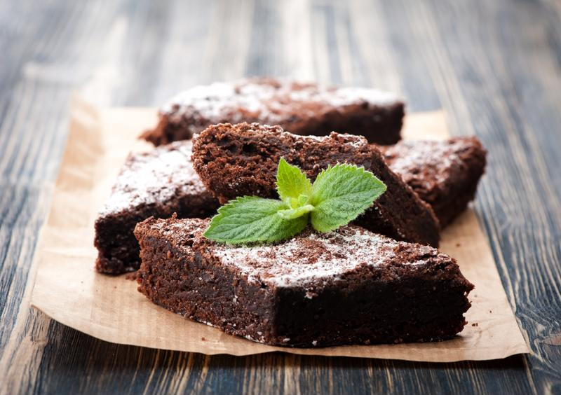Brownies are a crowd pleaser, whether you're serving friends or SOs.