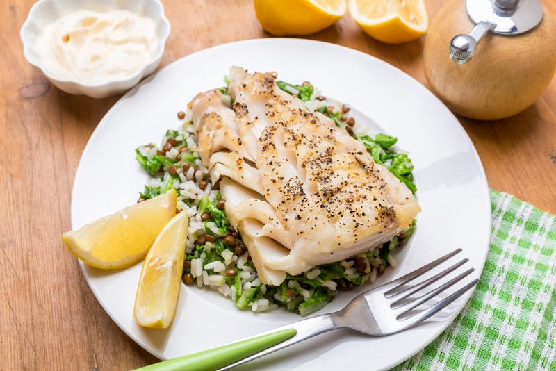 Try this light tilapia dish for dinner tonight.