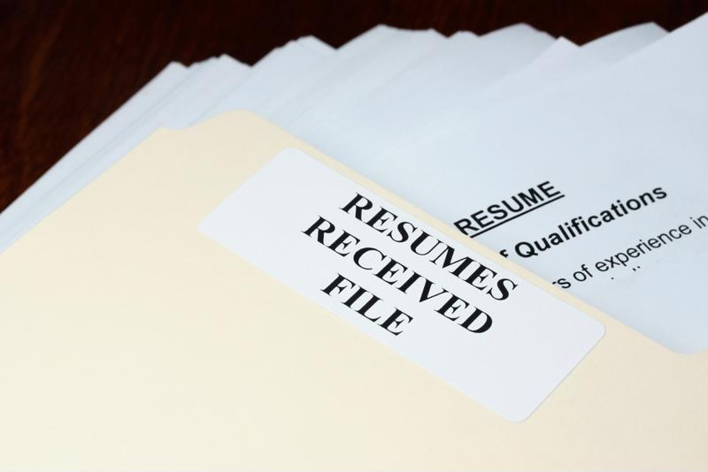 Recruiters won't spend much time on your resume, so make it special.