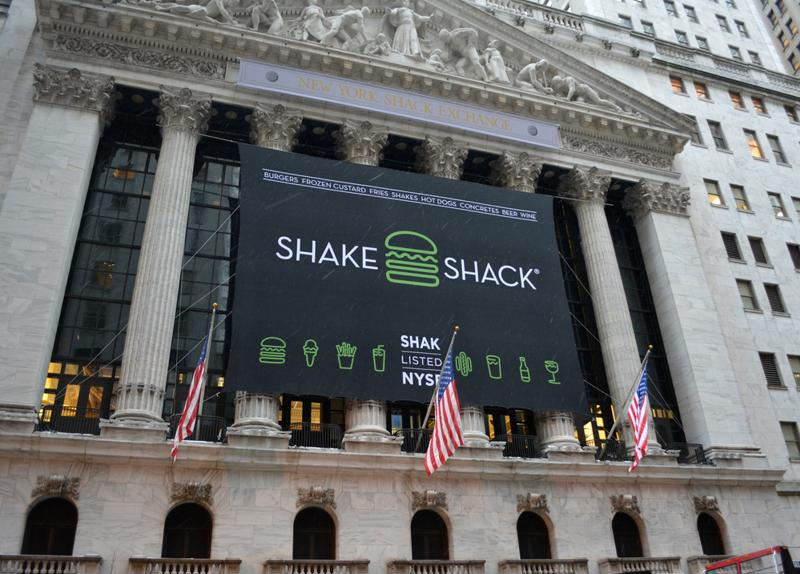 Shake Shack went public on January 30.