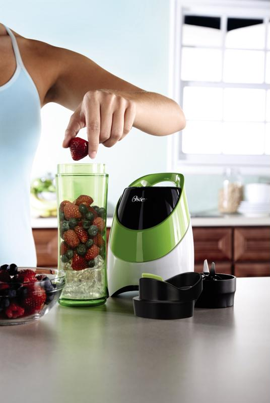 Make a personal smoothie in your apartment or dormitory.