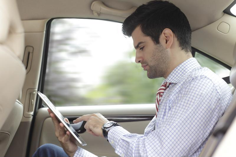 Business travelers shouldn't have to sacrifice efficiency when they're on the road.