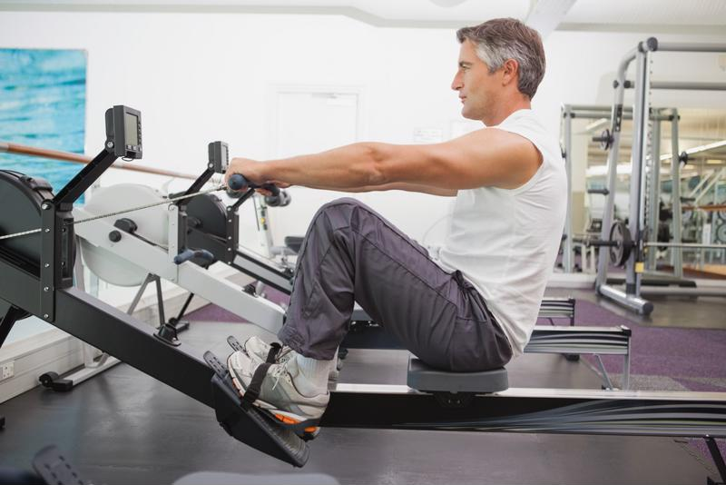 Choosing a hotel with a fitness center will allow you to workout around your business commitments.