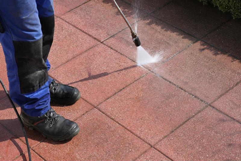 Clean and Polish Building Solutions has the right tools to pressure wash a variety of building materials.