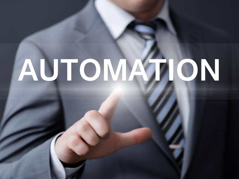Automation tools can help make corporate HR departments more efficient.
